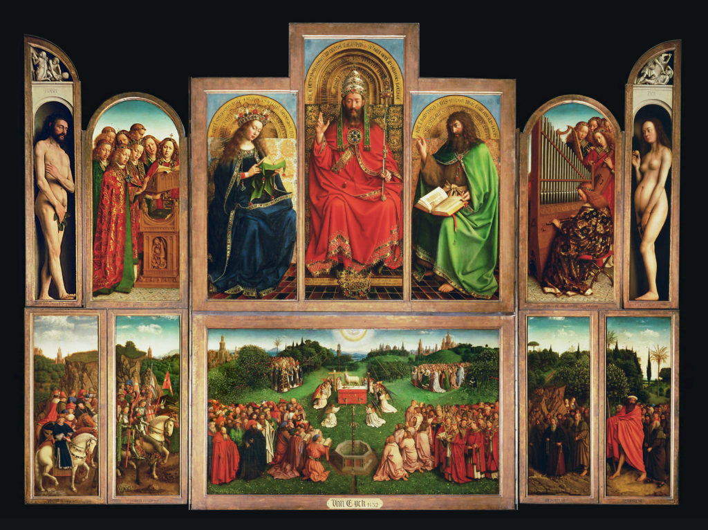 Ghent Altarpiece Guided Tour