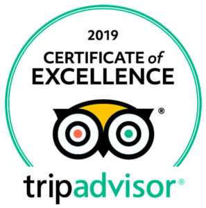 Guide for Ghent Anna's Tripadvisor certificate of excellence 2019