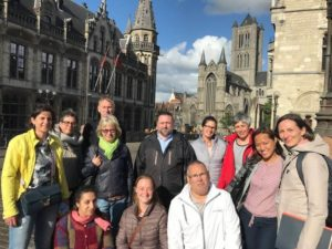 Guided tour in Ghent with Anna