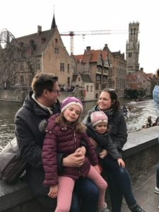 Guided tour in Bruges with Anna