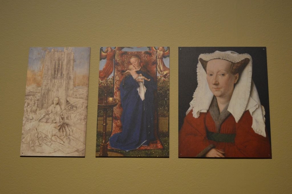 Ghent Guide Anna — van Eyck Exhibition in Ghent