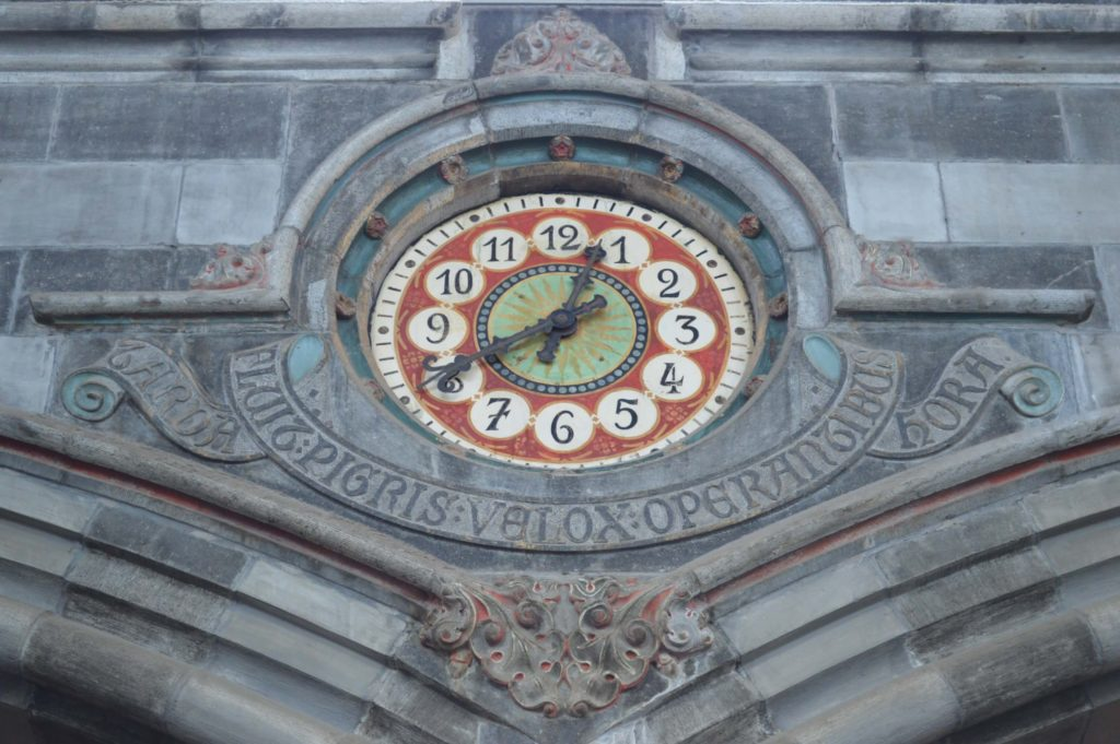 Guided Tours in Gent — Quarantine and Time