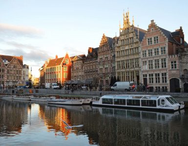 Ghent Hightlights Guided Tour