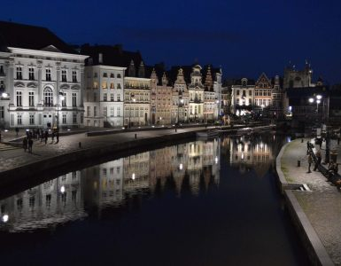 Ghent Illuminated Guided Tour